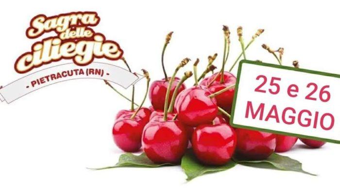weekend 25 maggio a Riccione: sagra della ciliegia di Pietracuta